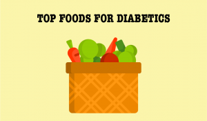 Top food for diabetics